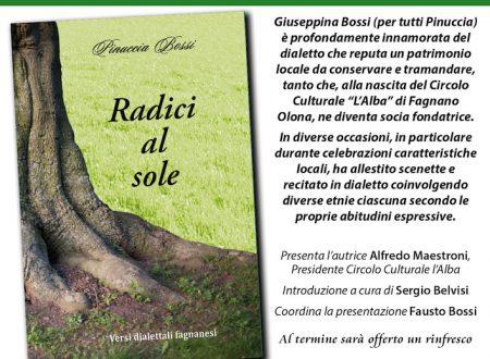 """""""Radici al sole"""" di Pinuccia Bossi"""